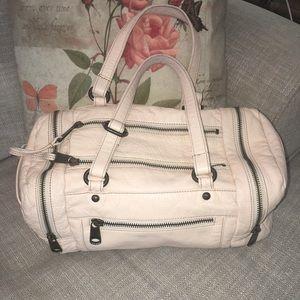 VINTAGE MARC JACOBS In CREAM satchel